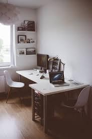 Ikea Desks Corner Best 25 Two Person Desk Ideas On Pinterest 2 Person Desk
