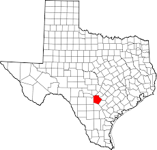 San Antonio Tx Map File Map Of Texas Highlighting Bexar County Svg Wikimedia Commons