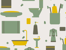 bathroom pattern bathroom stuff pattern by matt scribner dribbble