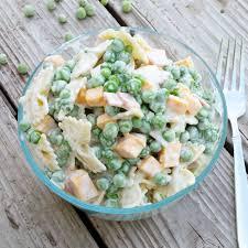 classic creamy pasta salad u2013 hearty smarty