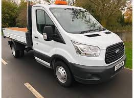 ford commercial 2017 2017 ford transit tipper york clapham commercials