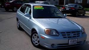 2004 hyundai accent for sale 2004 hyundai accent 2dr hatchback only 43000 dekalb il near