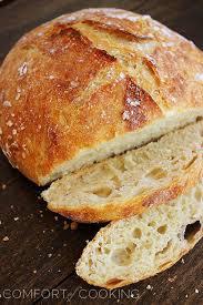 Rosemary Garlic Bread Machine Recipe No Knead Crusty Artisan Bread