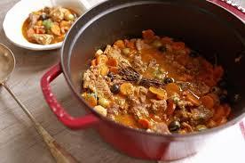 comment cuisiner du veau recette de daube de veau aux olives