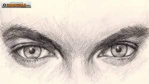 how to draw eyes for man drawing and digital painting tutorials