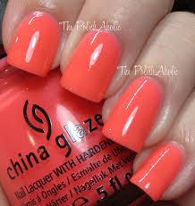 the polishaholic china glaze summer 2013 sunsational collection