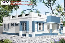 Kerala House Plans Single Floor 1285 Sq Ft Single Floor Home Plan