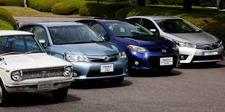 year toyota corolla toyota corolla the s most popular car sales leader