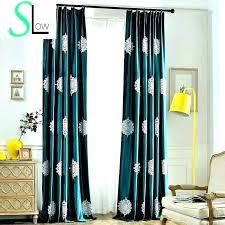 Blue Green Curtains Blue Curtains Baddgoddess