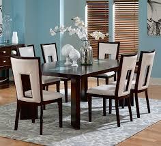 7 dining room sets steve silver delano 7 dining room set w leaf beyond stores
