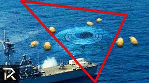 Bermuda Triangle Map Mysterious Bermuda Triangle Disappearances Youtube