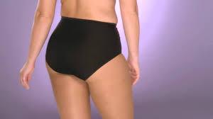 Vanity Fair Cotton Briefs Vanity Fair Body Shine Illumination Brief 13109 Youtube