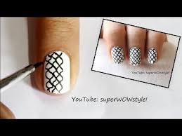 medium u0026 short nails nail art easy nail designs for short nails