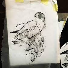 best 25 falcon tattoo ideas on pinterest hawk tattoo eagle