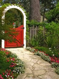11 lovely garden gates for a beautiful backyard diy u0026 home