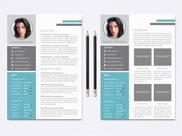 Adobe Indesign Resume Templates Photoshop Resume Template 27 Creative Photoshop Indesign Resume