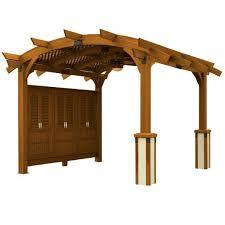 Wood Pergola Designs by Pergola Design Ideas 12x12 Pergola Plans Best Construction Design