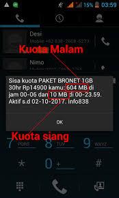 cara internet malam three dipakai siang cara menggunakan kuota malam di siang hari 100 work ilmu dwenz