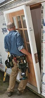 Prehung Exterior Doors Install A Prehung Exterior Door Homebuilding