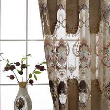curtains for livingroom living room curtains ebay