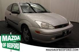 2001 Ford Focus Zx3 Interior New And Used Ford Focus In Your Area Auto Com