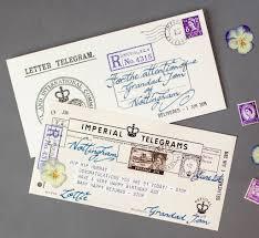 happy birthday telegrams hip hip hurray personalised birthday telegram by imperial
