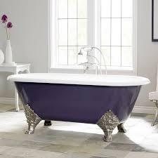Colored Bathtubs Best 25 Clawfoot Bathtub Ideas On Pinterest Clawfoot Tub