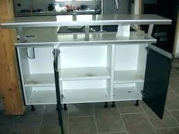 table avec rangement cuisine bar avec rangement cuisine table cuisine rangement meuble table bar