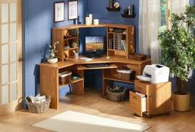 computer desk with hutch solid wood