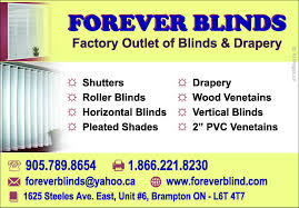 Brampton Blinds Forever Blinds 416 Pages