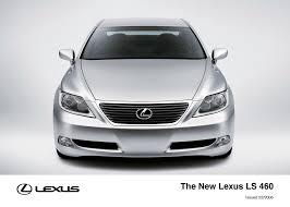 lexus ls 460 used uk ls archive toyota uk media site