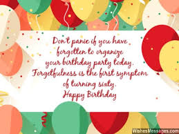 60 year birthday card 60th birthday wishes quotes and messages happy birthday