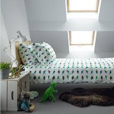 Dinosaur Single Duvet Set Dinosaurs Single Duvet Cover Kids Bedding And Patterned Bed