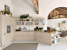 cuisine beige la cuisine rétro moderne 94 idées déco à essayer kitchen