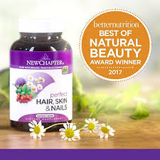 new chapter perfect hair skin and nails vitamins with fermented biotin