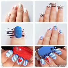 chic nail tutorials for the week design tutorials tutorials and