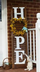 Diy Easter Window Decorations by 187 Best Spring Signs Images On Pinterest Easter Crafts Easter