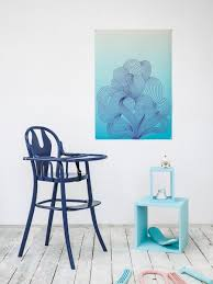 blue city morocco chair children s chair petit 114 ton a s hancrafted for generations
