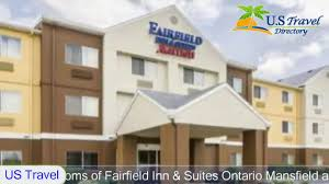 Red Roof Inn Maumee Ohio by Fairfield Inn U0026 Suites Ontario Mansfield Mansfield Hotels Ohio