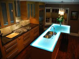 countertop for kitchen island glass kitchen island glass design cbd glass