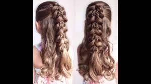 Frisuren Lange Haare Stylen by Haar Styling Fur Kinder Lange Haare
