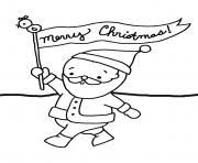 coloring pages for merry christmas free5af1 coloring pages printable