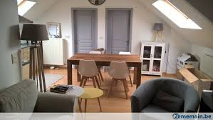 appartement 2 chambres flawinne petit appartement 2 chambres terrasse et jardin 2ememain be