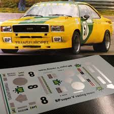 opel commodore b opel commodore b bp tailormadedecals