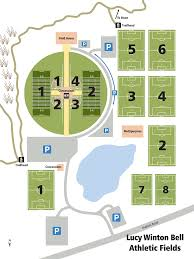 Lakeland Zip Code Map by Lucy Winton Bell Athletic Fields Belwin Conservancy