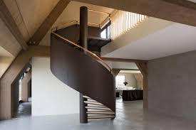 spiral stairs steel tse 204 metal stairs from eestairs architonic