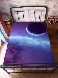 Space Bedding Twin Galaxy Bedding Sets