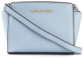 light blue crossbody purse michael michael kors michl michl kors selma crossbody bag where to