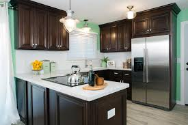 Remodeled Kitchen Cabinets Kitchen Hgtv Kitchen Kitchens Remodeling Kitchen Remodelers