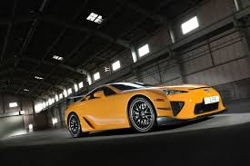 lexus lfa modified lexus lfa nurburgring track edition teaser picture ahead of geneva